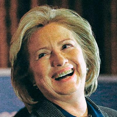 ヒラリー・<br>クリントン Clinton