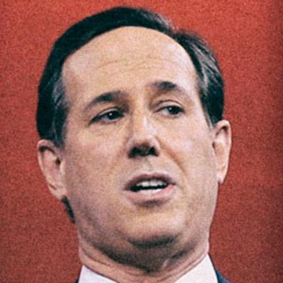 リック・<br>サントラム Santorum
