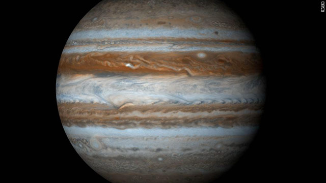 Real Pictures Of Jupiter The Planet CNN.co.jp : ク...