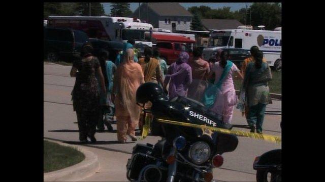 ウィスコンシン州シク寺院銃乱射事件