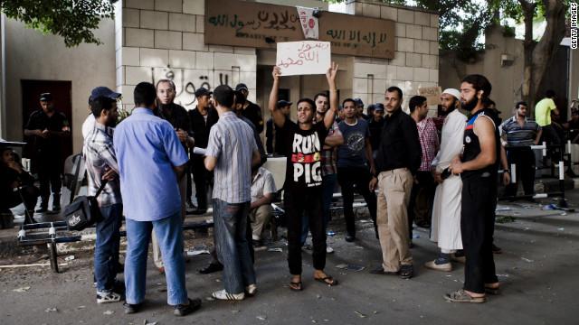 CNN.co.jp : 中東や北アフリカで反米デモ拡大、死者も リビアでは逮捕 ...