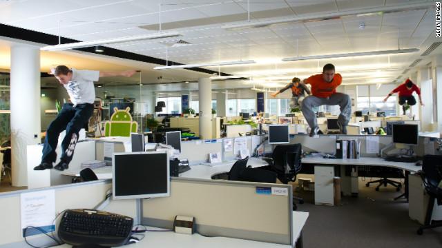 Cnn Co Jp 米企業で進む世代交代、時代に合わせて仕事場も変化 1 3