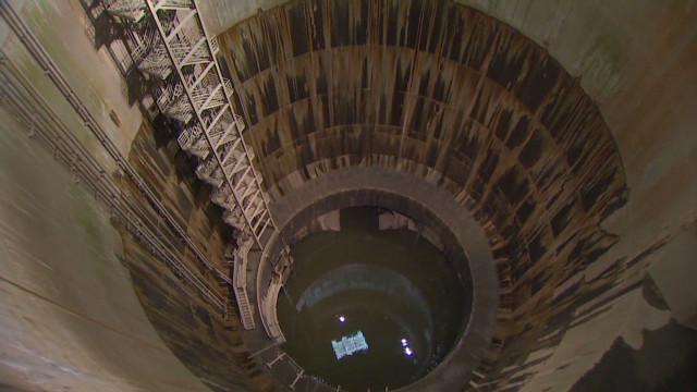 cnn co jp 埼玉の地下に巨大トンネル 洪水被害防止に威力を発揮