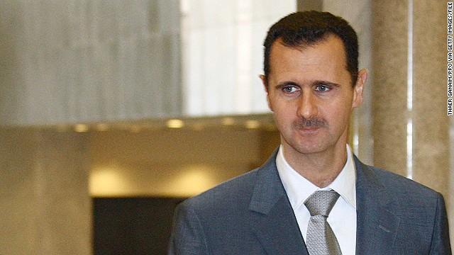 アサド氏 (CNN)内戦下にあるシリアの隣国レバノンで一定の実権を握り...  シリア内戦、米指
