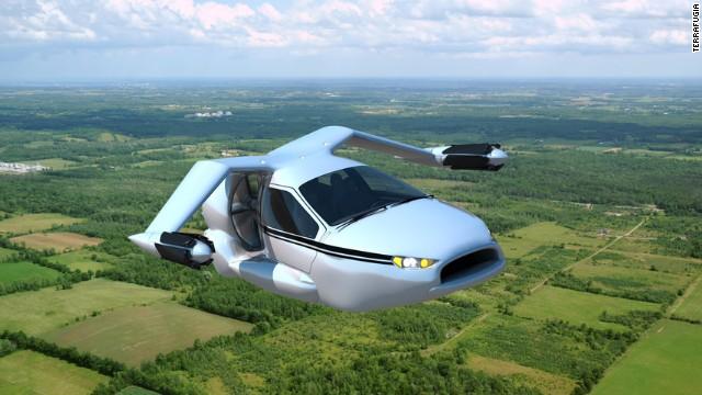 空飛ぶ車、ヘリコプターのような離着陸を視野に開発へ 米社