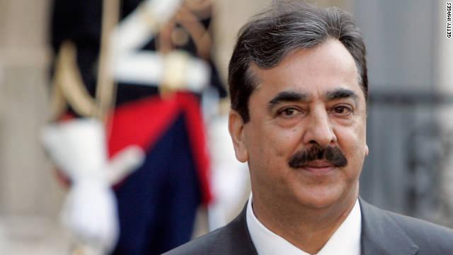 パキスタン元首相の息子、拉致される