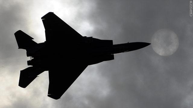 米軍のF15戦闘機が沖縄東方沖に墜落、パイロットは脱出
