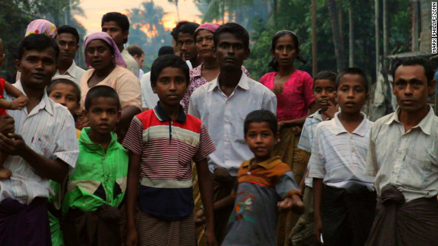 ロヒンギャ族に「子どもは2人まで」産児制限、スーチー氏批判 ミャンマー