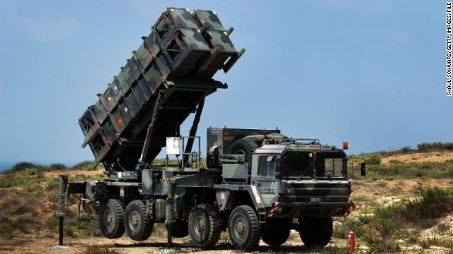ヨルダンもパトリオット配備か、米と協議 シリア内戦で