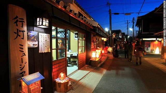 CNN.co.jp : 湯浅、江戸時代の雰囲気漂う醤油発祥の町 - (1/2)
