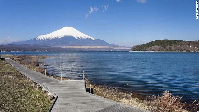 世界遺産、富士山など新たに19件を登録