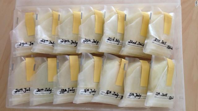Cnn Co Jp 中国で「母乳」販売が拡大 粉ミルク不信で 1 2
