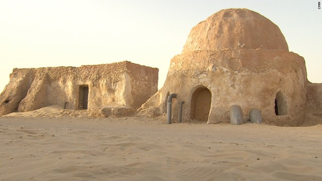 Cnn Co Jp 写真特集:サハラ砂漠の「スター・ウォーズ」ロケ地を見る 1 9