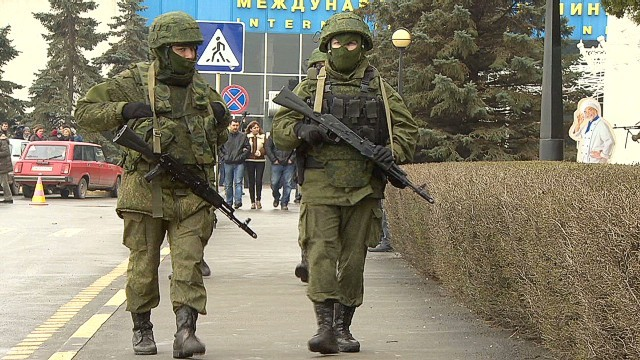 Cnn Co Jp オバマ大統領がロシアに警告 「軍事介入は代償を伴う」