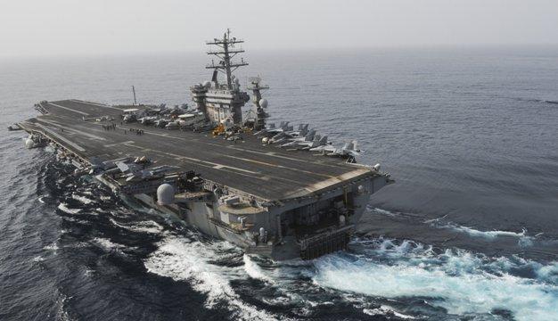 CNN.co.jp : イランが米空母模倣...