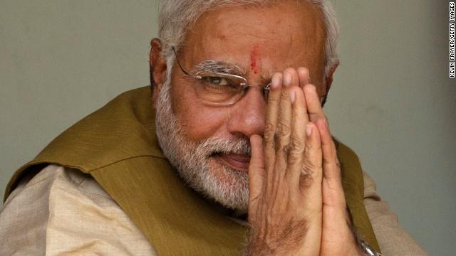 インド総選挙で野党圧勝、モディ氏が次期首相就任へ