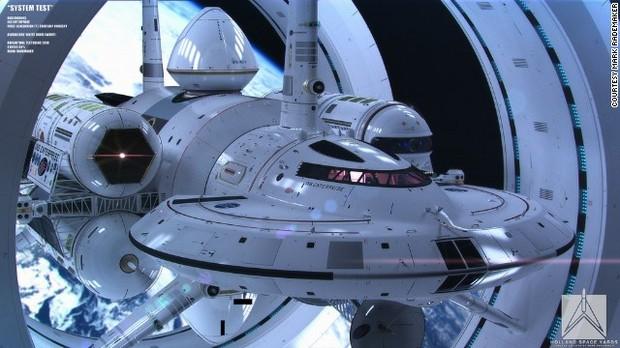 これがワープ実現の宇宙船――NASAが画像公開