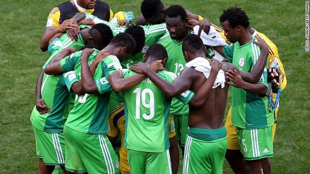 CNN.co.jp : FIFA、ナイジェリア連盟を資格停止 政府介入受け