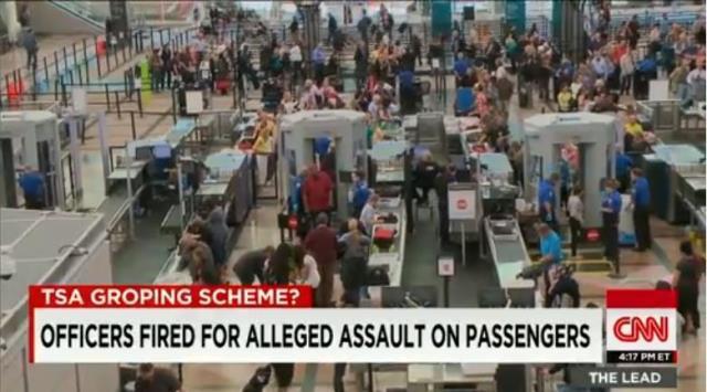 空港の保安検査で職員が男性乗客に痴漢行為 保安検査で男性乗客に痴漢行為...  保安検査で男性乗