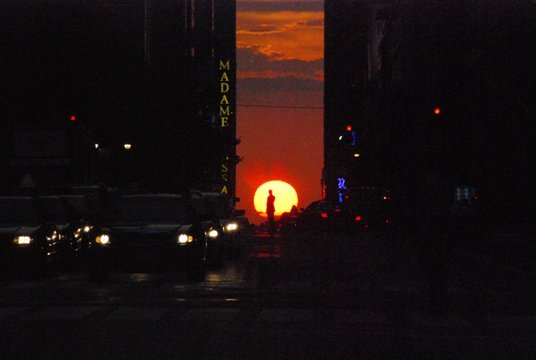 CNN.co.jp : マンハッタンの通り...