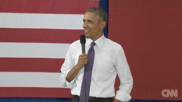 「本当にその名前?!」 驚いたオバマ氏が口ずさんだ歌は