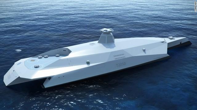 画像特集:英海軍の未来の軍艦