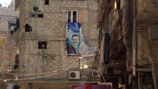 シリアでマスタードガス使用、化学兵器禁止機関が確認