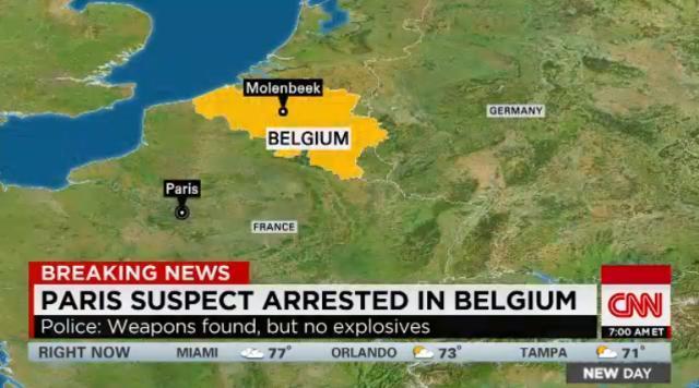 パリ同時テロに関連し、ベルギーで逮捕者が出た 関連記事 パリ同時テロで... パリ同時テロに関連
