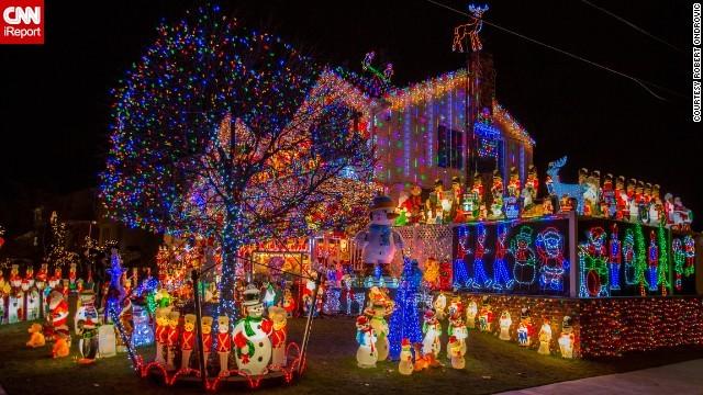 Cnn Co Jp ネット接続の遅さはクリスマス電飾のせい? 英当局が助言