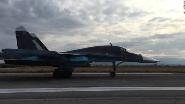 CNN.co.jp : ロシアのシリア空爆...