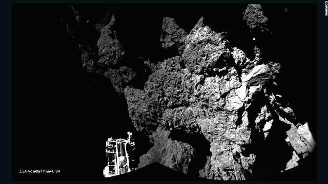 「おやすみ、フィラエ」――欧州の彗星探査機、復旧を断念