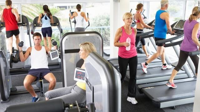 gym treadmills weight lifting getty - 【米ボストン大学】トレーニングなどの運動で脳の萎縮、認知機能の低下を食い止められる可能性