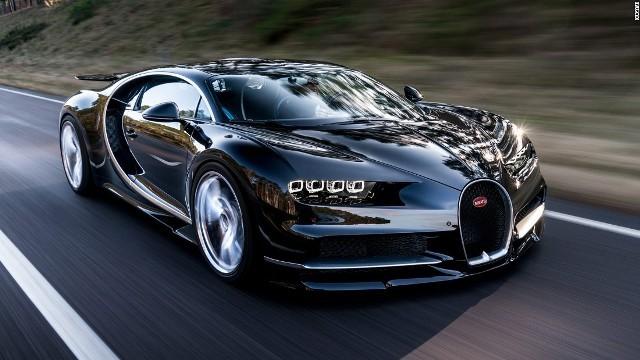 ブガッティ、次代の最速スーパーカー「シロン」を発表