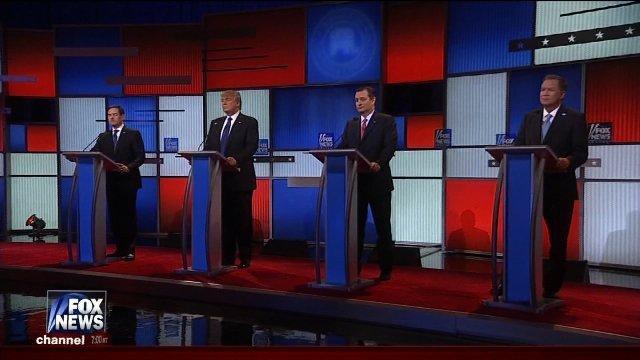 CNN.co.jp : 共和党討論会、非難...