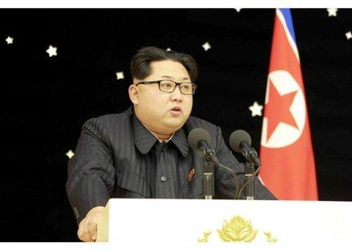 金第1書記、核・ミサイルの実験を指示 朝鮮中央通信