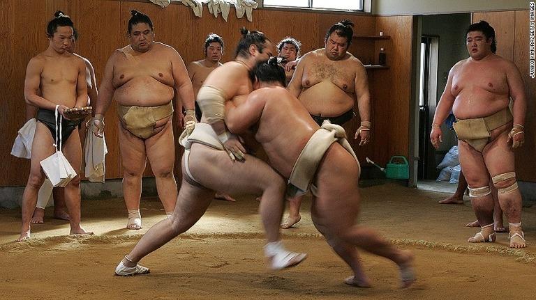 外国人旅行者のための相撲部屋見学ガイド