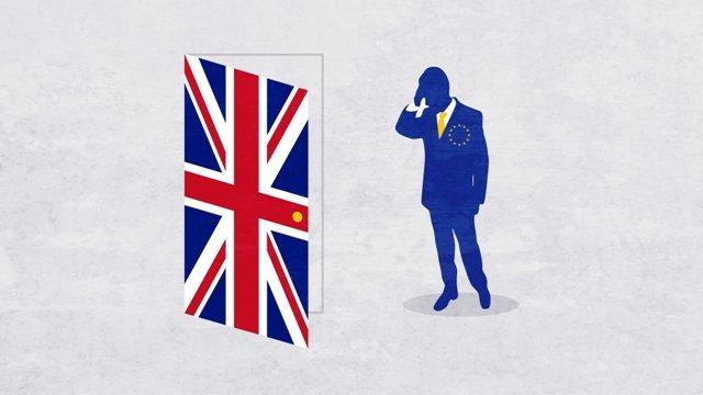 今度は「Regrexit」、EU離脱を「後悔」