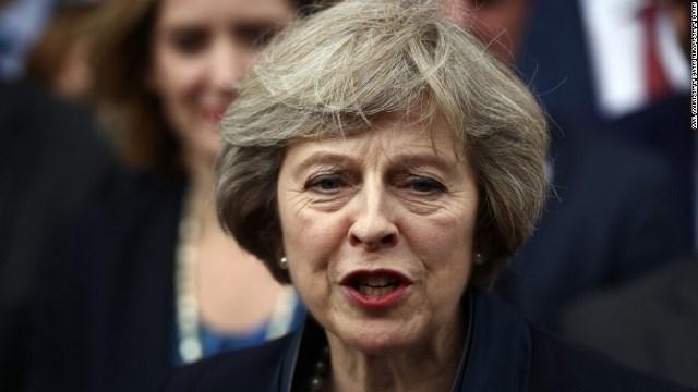 英原発計画に出資の中国、メイ首相の見直し表明に反発