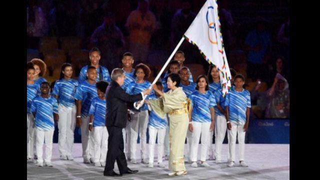 リオ五輪が閉幕、次回は東京 安倍首相もマリオ姿で登場