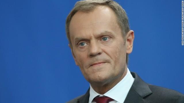 EU大統領、難民受け入れは「もうすぐ限界に」