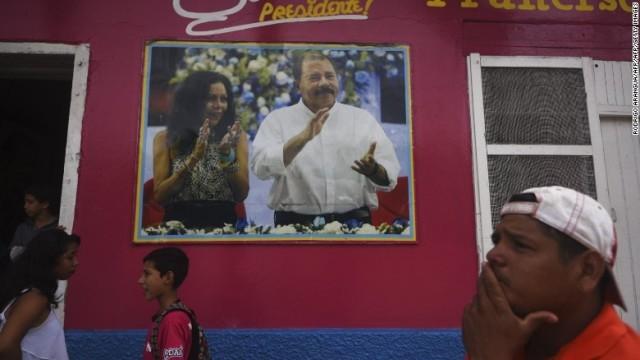 CNN.co.jp : ニカラグア大統領選...