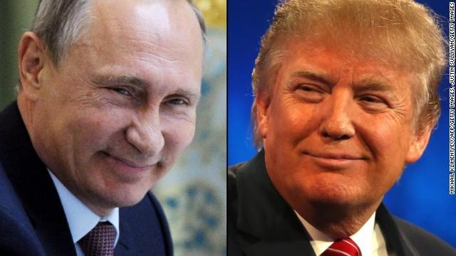 プーチン 別人