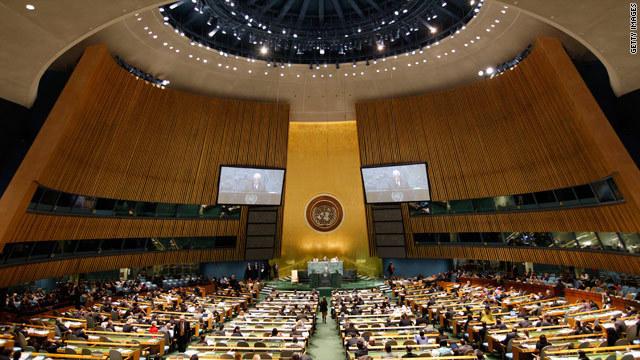 画像:国連
