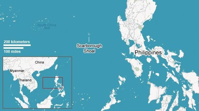 【南シナ海】米軍機と中国軍機がニアミス©2ch.netfc2>1本 ->画像>4枚