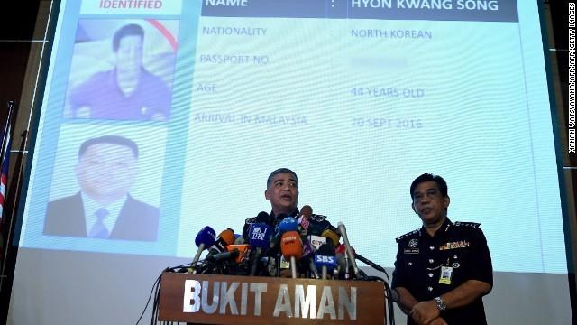 マレーシア当局、北朝鮮当局者ら2人の行方追う 金正男氏殺害