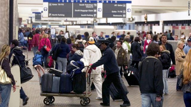 Cnn Co Jp 空港利用者数の世界番付、米アトランタが19年連続の首位