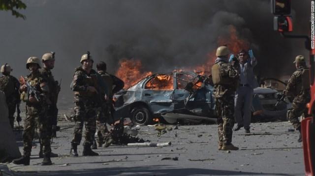 CNN.co.jp : カブールのテロ、死者150人に 過去15年で最悪の水準