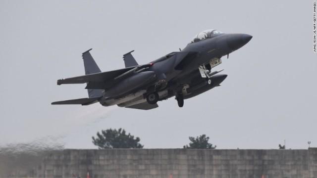 CNN.co.jp : 韓国軍、爆弾投下訓練を実施 北のミサイル発射に対抗