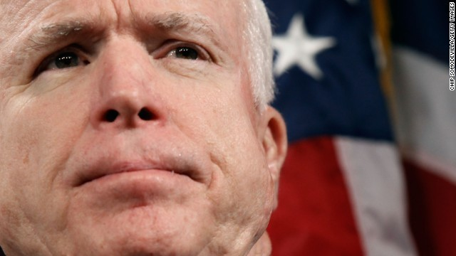 米共和党マケイン氏、北朝鮮に言及 攻撃行動の代償は「消滅」