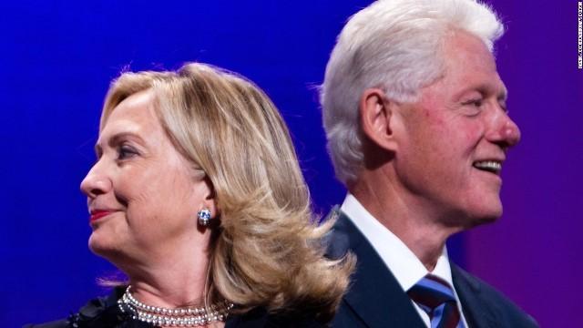 ビル・クリントン元大統領やヒラリー氏が運営する「クリントン財団 ...